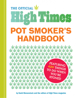 The Official High Times Potsmokers Handbook